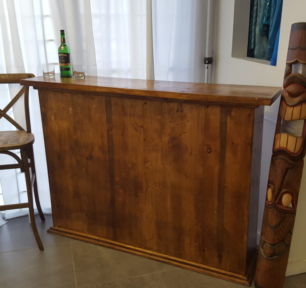 rustic table rental - Miami - Fort Lauderdale