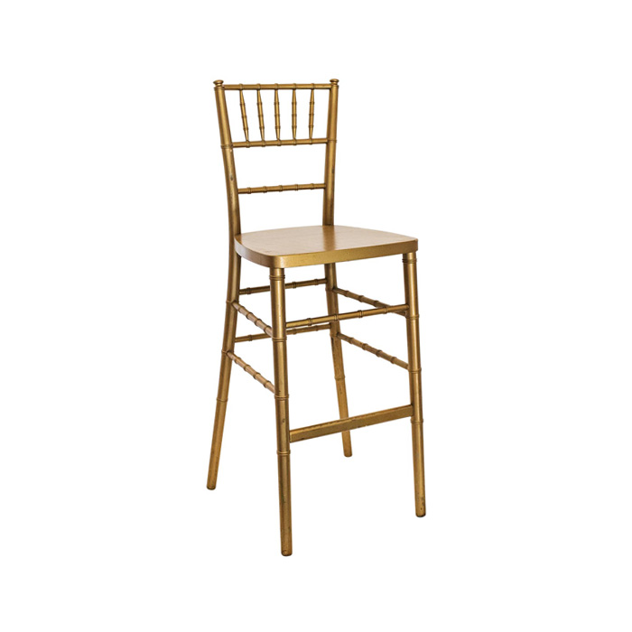 Gold Chiavari Bar Stool rental- - Miami - Fort Lauderdale and South Florida